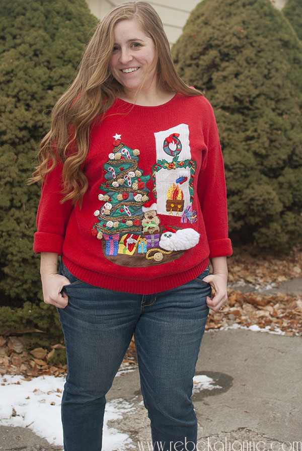 Ugly Christmas sweaters are just as great now as they were when your teacher wore them in the 90s! Click through to see how you can style them and still look cool.