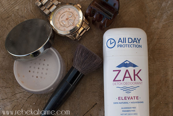 I've given up my favorite deodorants for Zak's all natural deodorant and I'm not looking back. Click through to find out what made me take the plunge!