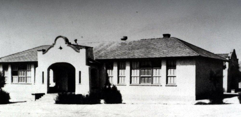 Copy of Dunbar School in the 1940s