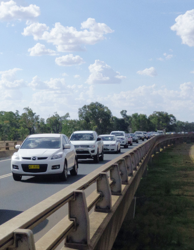 Gobbagombalin Bridge Duplication