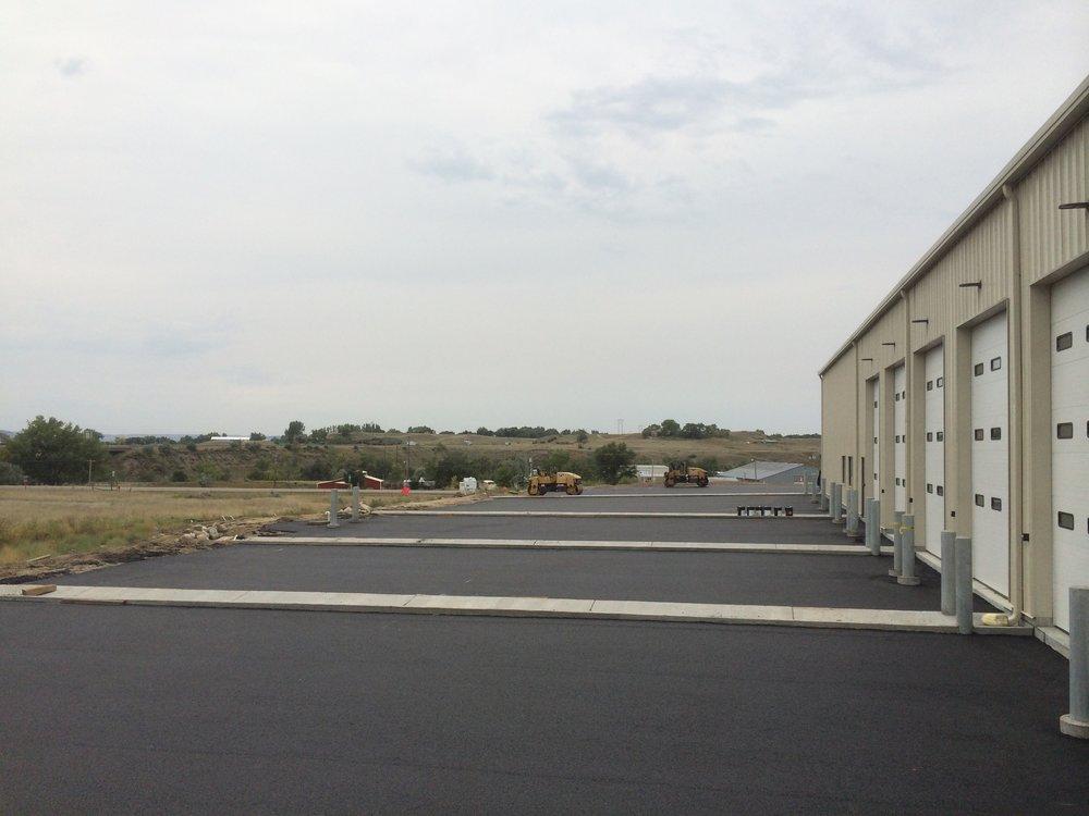 WAPA Maintenance Building