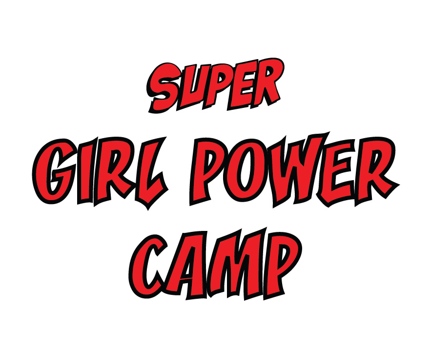 Super Girl Power Camp
