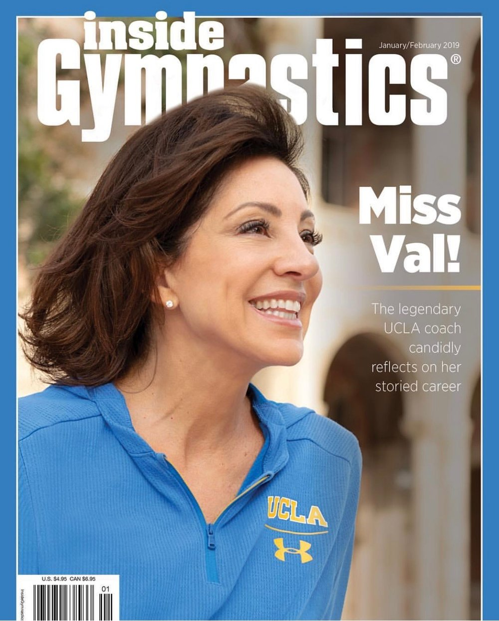 Miss Val - UCLA Head Coach — Super Girl Power Camp