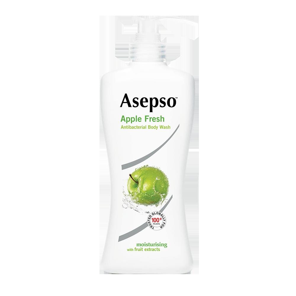 Body Wash - Apple Fresh 650ml.png