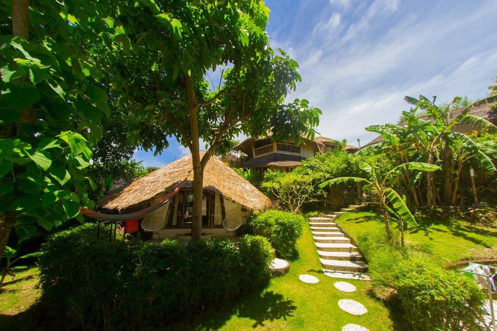 lebamboo-hut