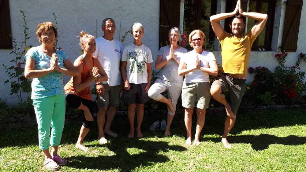 Nature Retreat - 5 - 8 SEPTEMBER 2019FRANCE