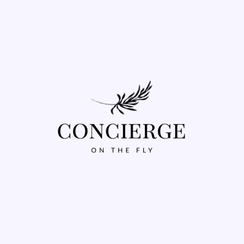 Concierge on the Fly |  Errands, Personal Assistant