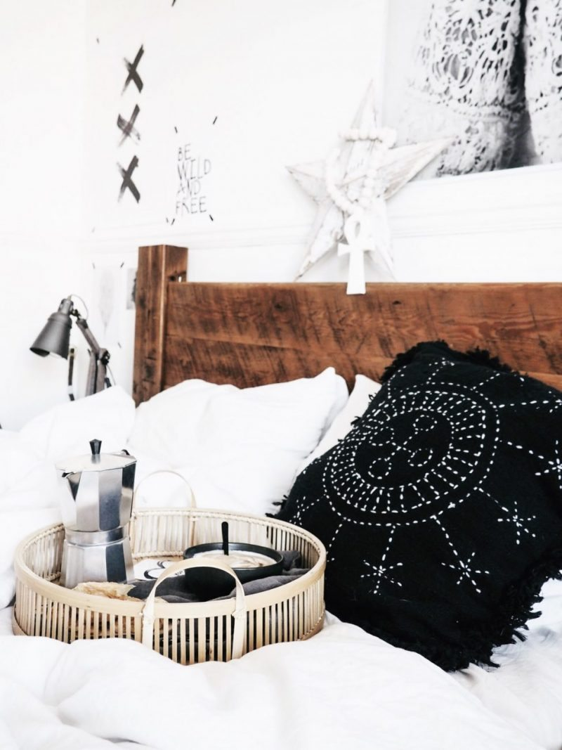 This bamboo tray is just one of the many items from Also Home, my new online store crush...