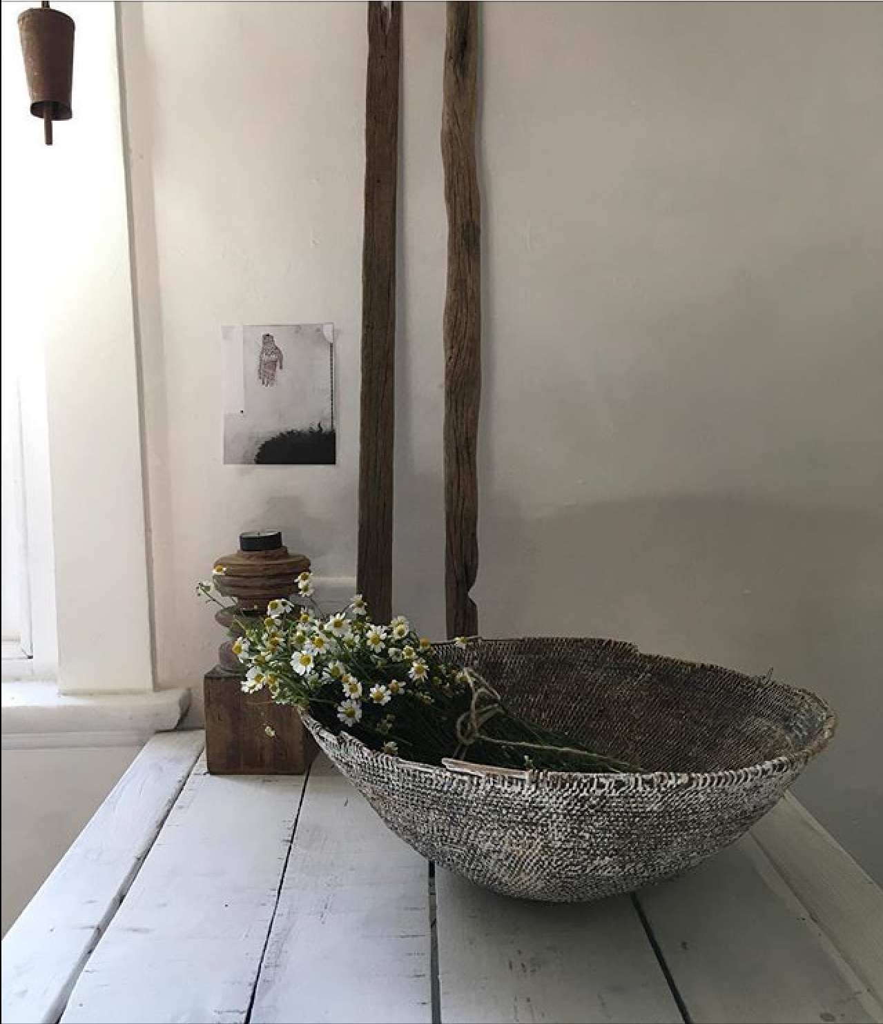 For some rustic simplicity and pared back inspiration check out our latest House of Instagram, a visual feast.