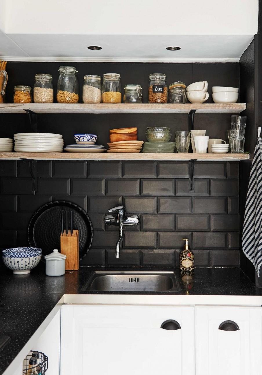5-keuken-zwart-wit