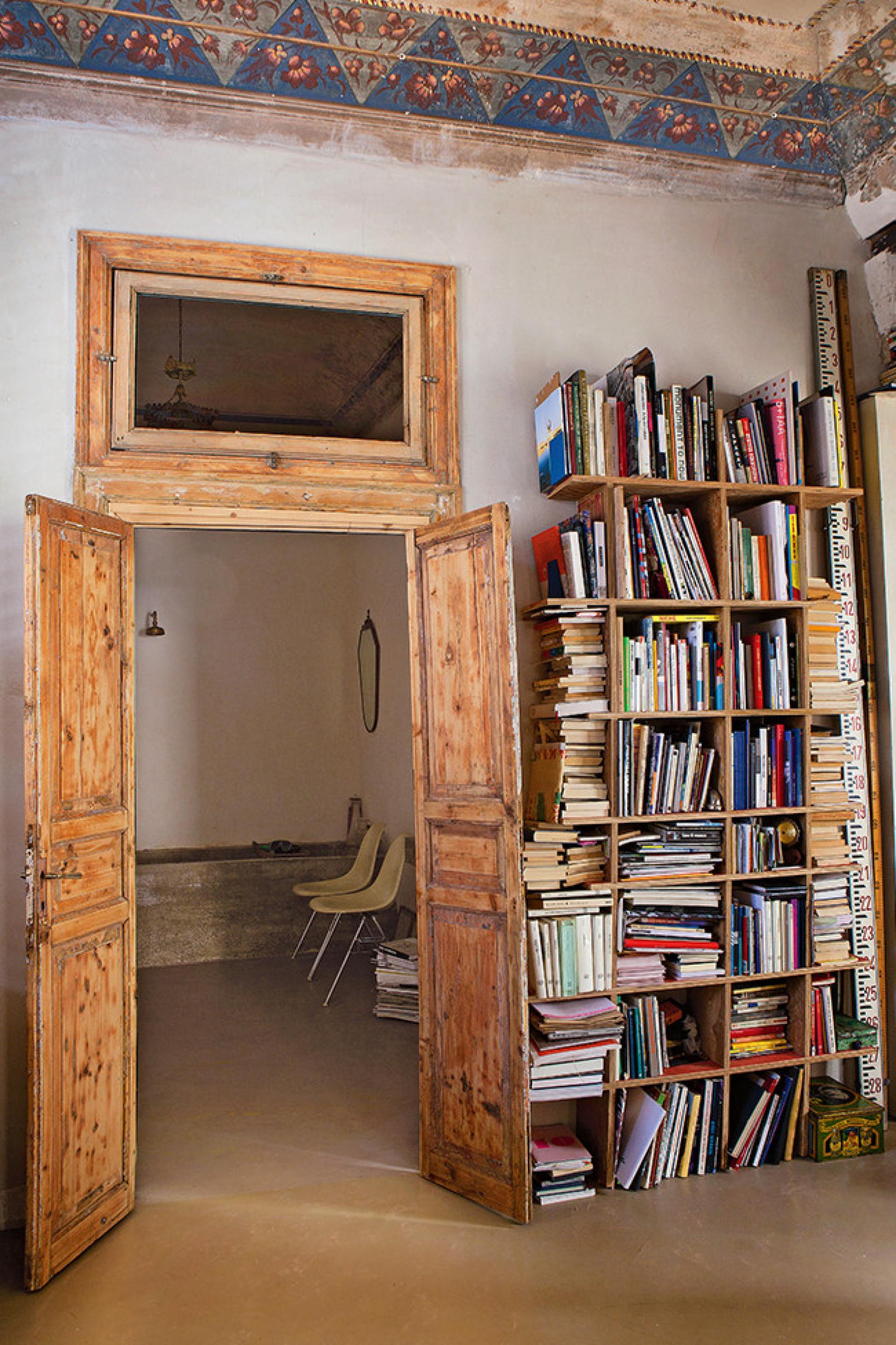 Eclectic interior 1