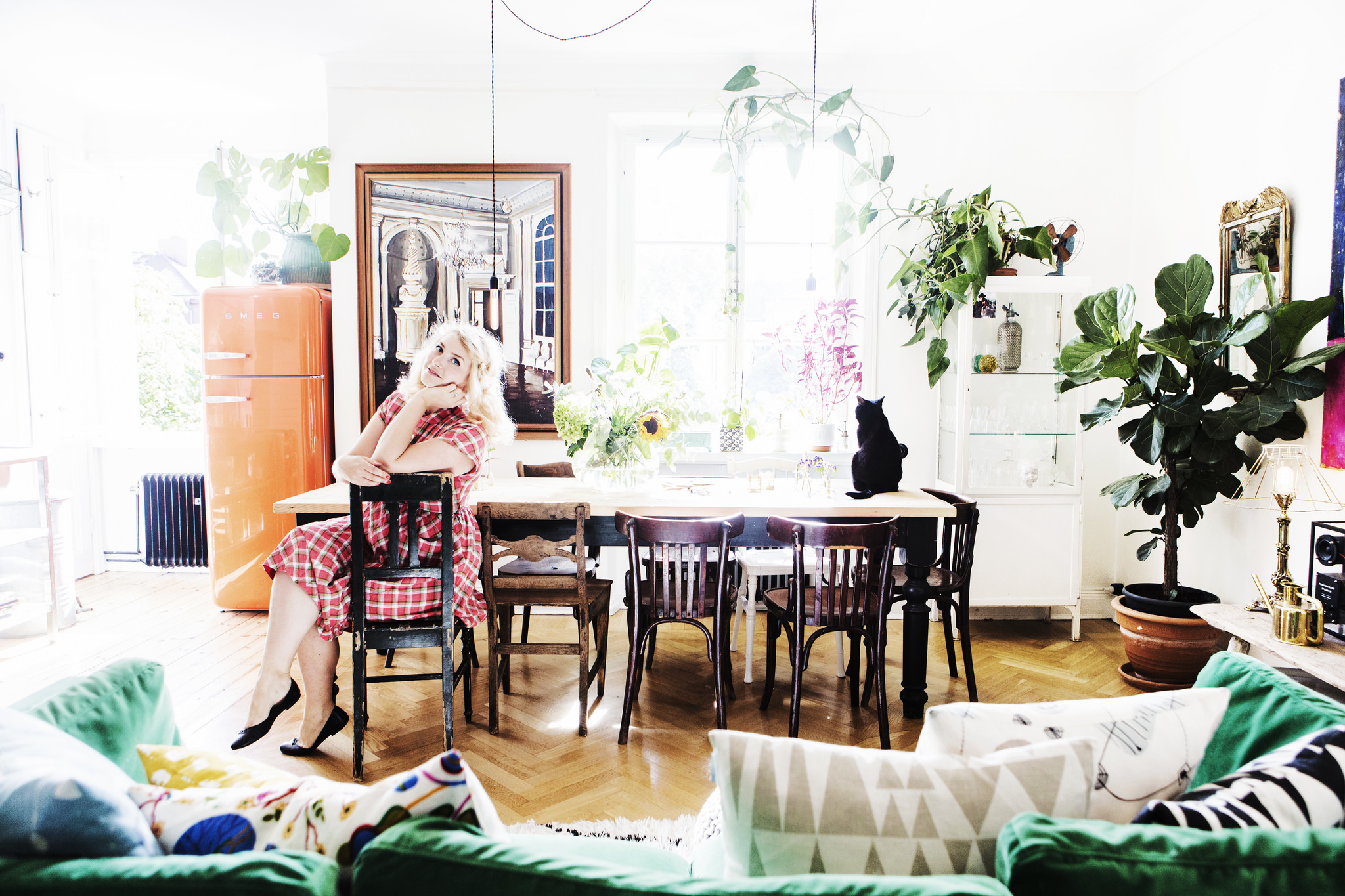 Elsa Billgreen  The appartment kate young design 2