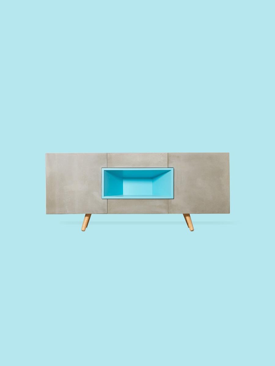 Width Studio Nenge Cabinet