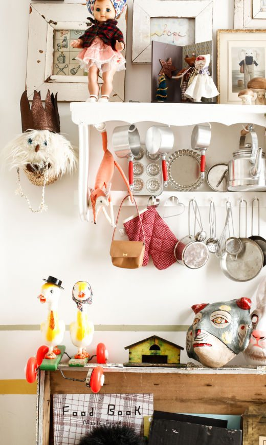 When it comes to solving the storage issue in kid's rooms, there are many stylish alternatives which won't break the bank...