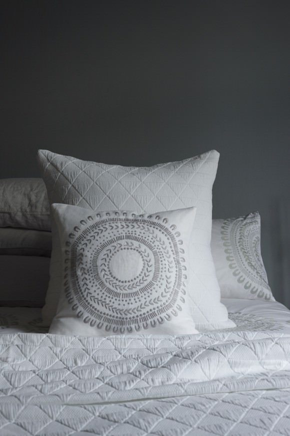 This linen pillow is just one of the many items from Also Home, my new online store crush...