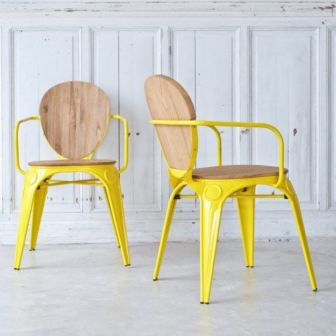 Tikamoon design and produce their own furniture using solid wood like teak, mahogany, sheesham, oak and produced sustainably...With over 1000 products to choose from I am sure you will find something to love, check it out here...