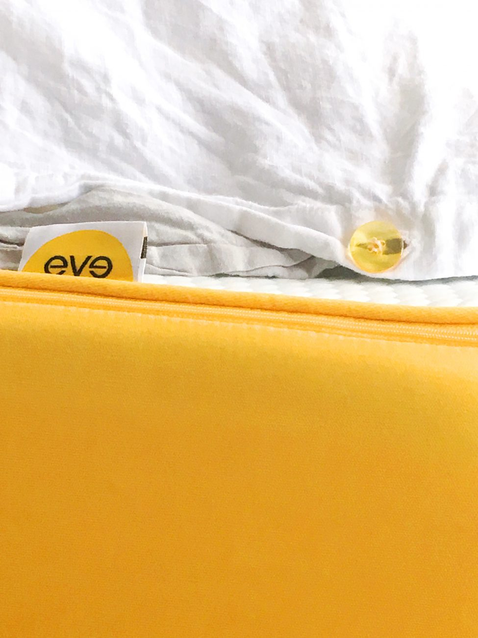 I review the Eve Mattress, is it really as amazing as everyone claims it is? Read on to hear my honest opinion as well as everything you never need to know when buying a mattress...