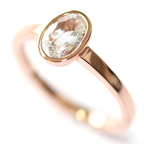 Rose Gold - Rose gold is an alloy of white gold and copper, and is growing in popularity for both wedding rings and engagement rings here at Form Bespoke Jewellers.A typical 18ct rose gold alloy will contain 75% gold, 21% copper (and 4% silver), although casting companies may vary these ratios. In it's raw cast state rose gold is a yellow-y colour. However, once the polishing begins the warm red tones begin to come through. Rose gold has a similar durability to yellow gold and is similarly affordable.As a great alternative to white gold, rose gold can be used to provide a more vintage look. In contrast, white metals are often considered to be a more contemporary option.