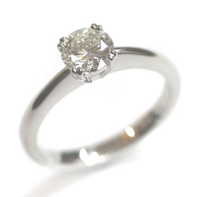 Platinum Solitaire Diamond Engagement Ring 3.jpg