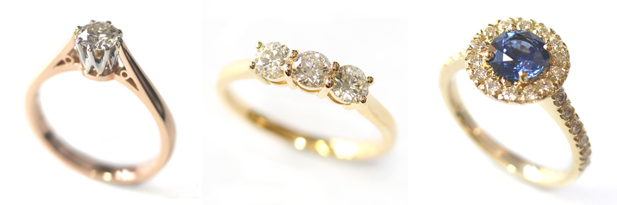 Bespoke Rose Gold Engagement Ring, Bespoke Yellow Gold Engagement Ring.jpg