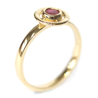 Yellow Gold Ruby Life-Ring Engagement Ring 3.jpg