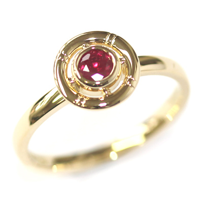 Yellow Gold Ruby Life-Ring Engagement Ring 5.jpg