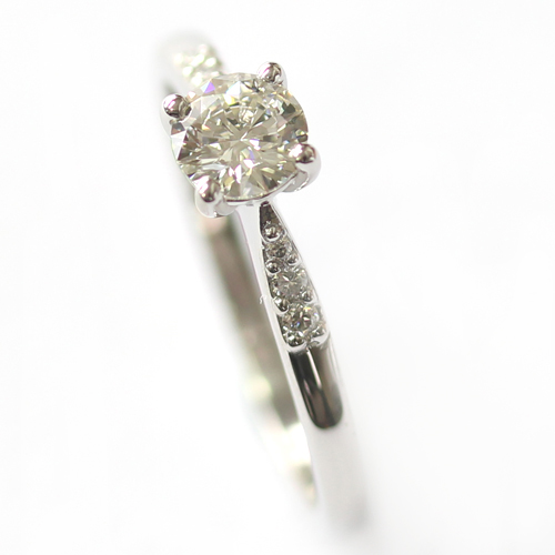 Platinum Engagement Ring with elegant Diamond Detail 6.jpg