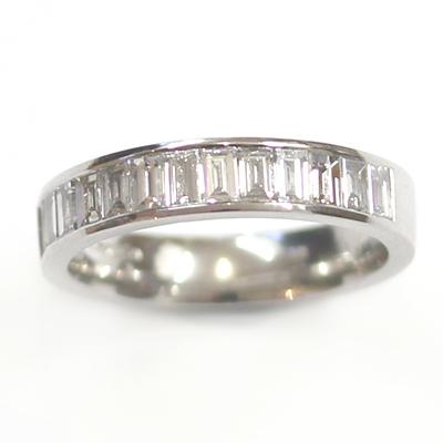 Platinum Baguette Diamonds Wedding Ring 2.jpg