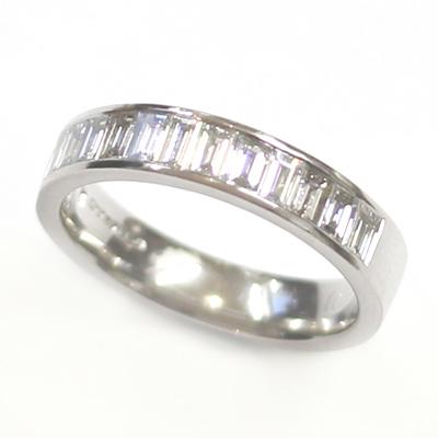 Platinum Baguette Diamonds Wedding Ring 3.jpg