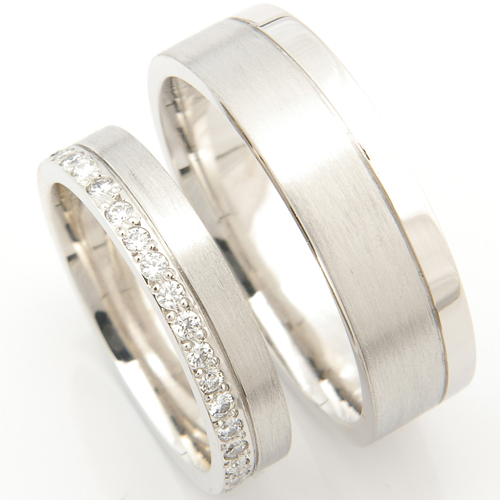 Platinum Matching Pair of Wedding Rings.jpg