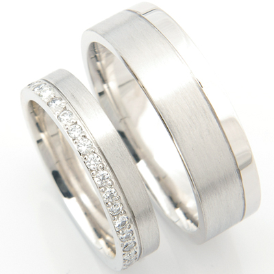 Platinum Matching Pair of Wedding Rings 1.jpg