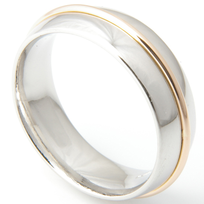 Gents 18ct Yellow and White Gold Wedding Ring 2.jpg