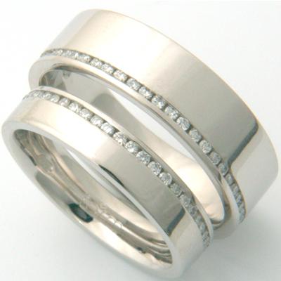 Palladium Channel Set Diamond Wedding Rings 2.jpg