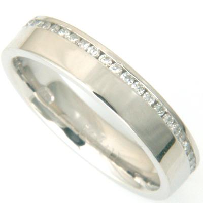Palladium Channel Set Diamond Wedding Rings 4.jpg