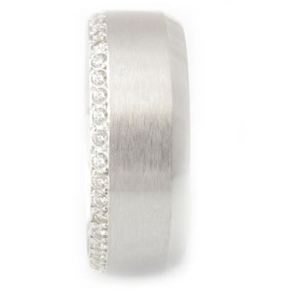 Gents Convex Diamond Set Wedding Ring 1.jpg