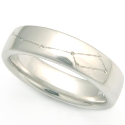 Platinum Diamond Set Constellation Ring 3.jpg