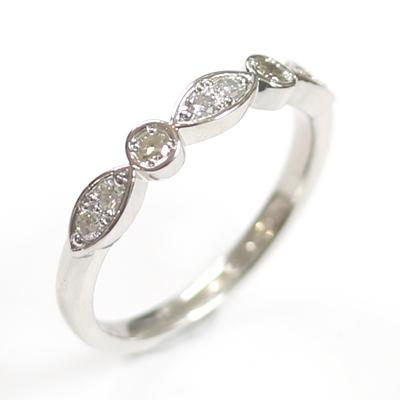 Platinum 8 Diamond Scalloped Eternity Ring 4.jpg