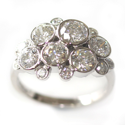 Palladium Multi Diamond Dress Ring 2.jpg