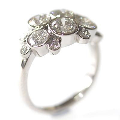 Palladium Multi Diamond Dress Ring 5.jpg