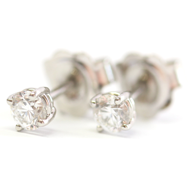 Platinum Diamond Set Earrings 2.jpg