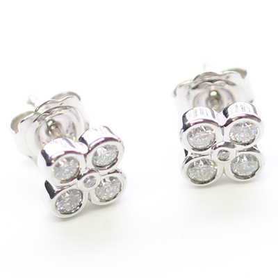 9ct White Gold Diamond Earrings 3.jpg