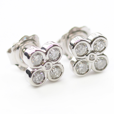 9ct White Gold Diamond Earrings 4.jpg