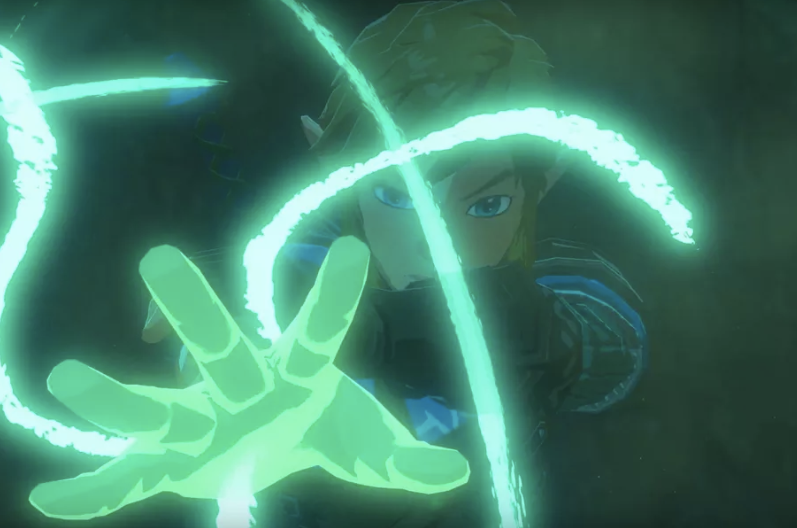 Botw2 Will Link Lose His Arm Game Overlook