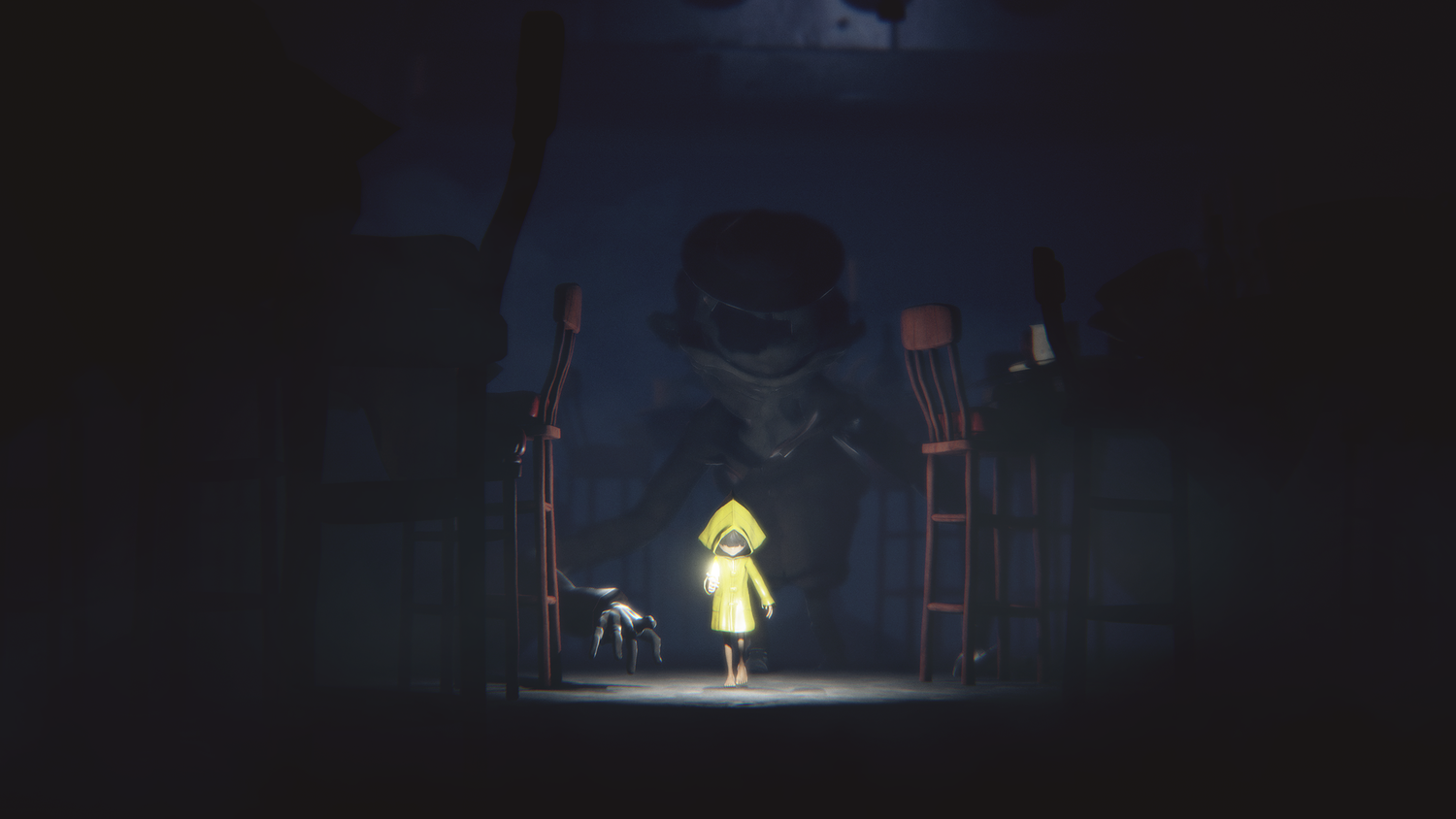 A Scary Game To Play In The Dark  — Game Overlook