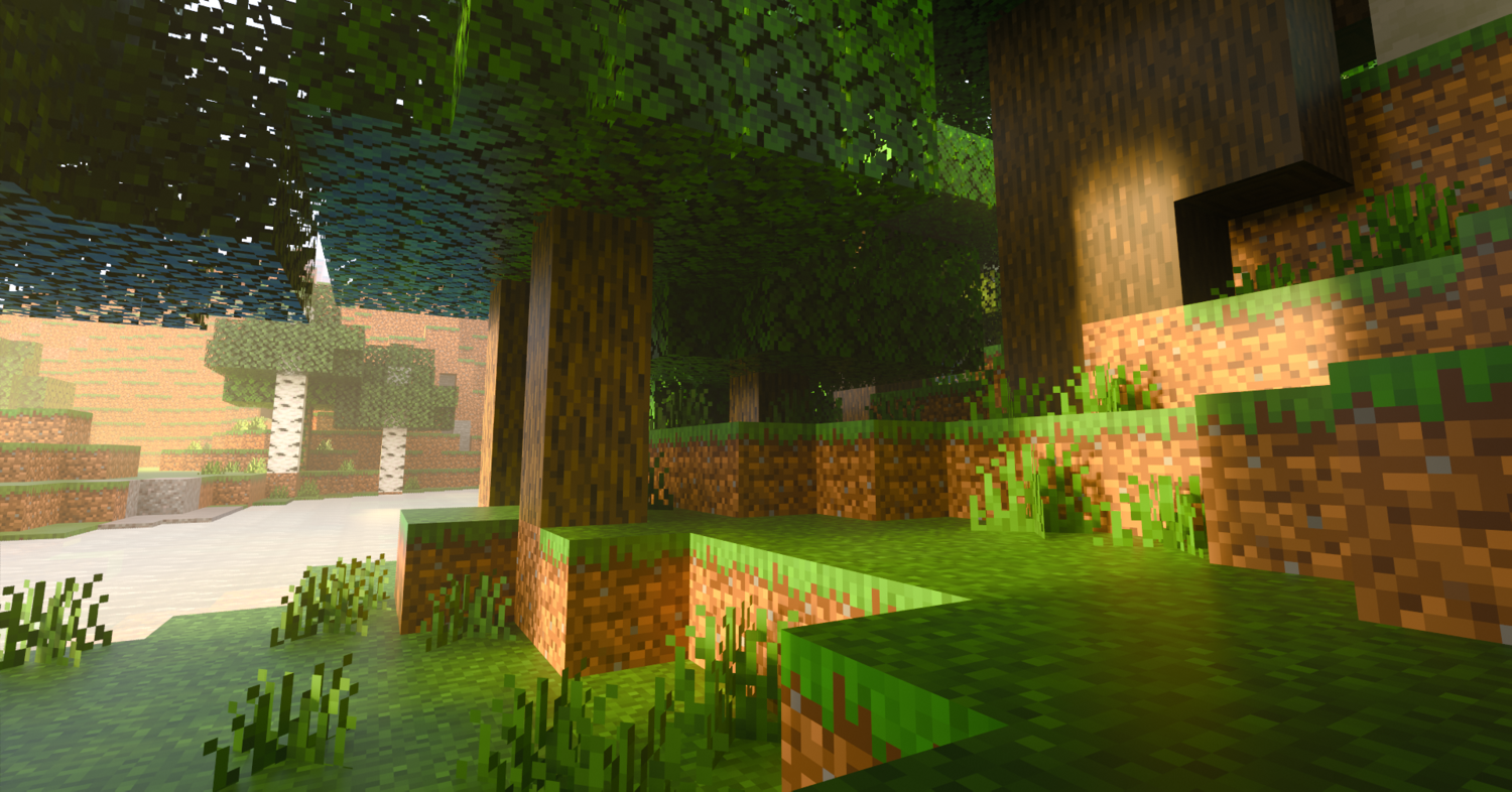 Minecraft with Ray-Tracing is Surreal — Game Overlook