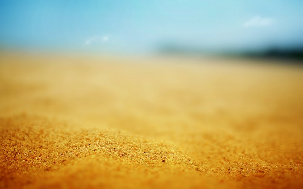 beach sand sun vacation close-up 854