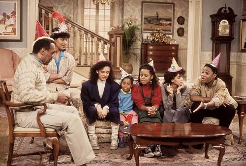 Bill Cosby; Phylicia Rashad; Sabrina LeBeauf; Keshia Knight Pulliam; Tempestt Bledsoe; Lisa Bonet; Malcolm Jamal-Warner