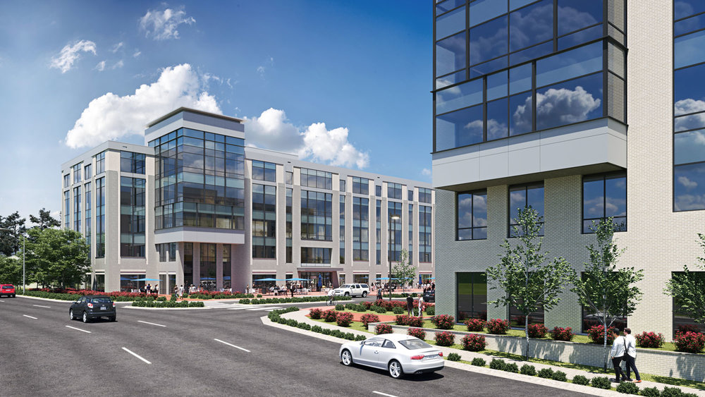About U2014 Class A Office Space In Raleigh U2014 3800 Glenwood
