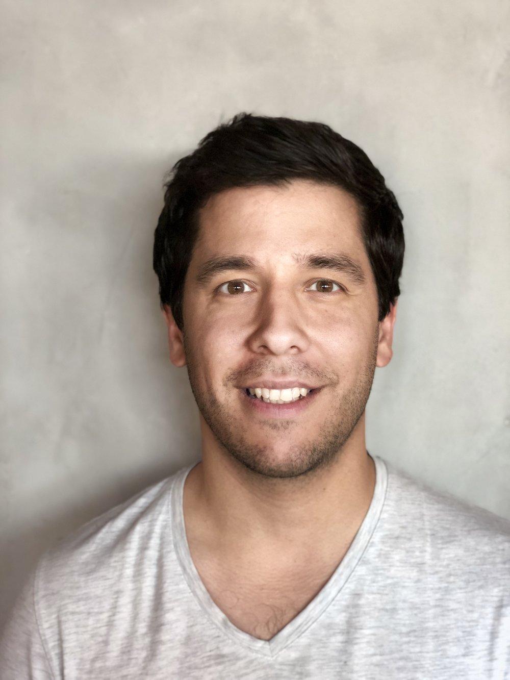 DANIEL FAUSTINO   Tech Lead