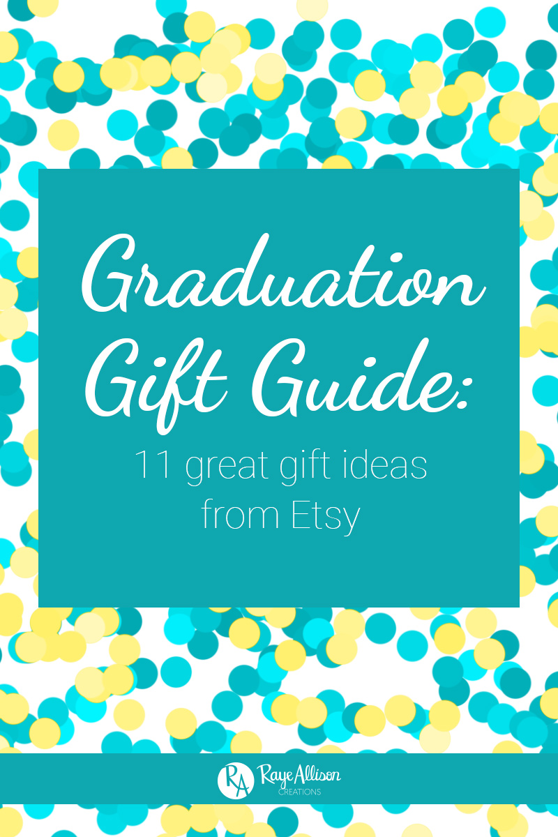 Today, I want help you with some unique ideas for gifts for the graduate in your life. Most of the gifts are good for high school or college graduates so hope this inspires you!